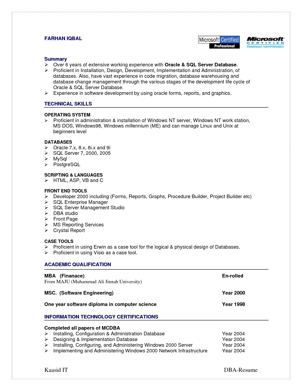sample resume for 2 years experienced java developer unique fair oracle developer resume for freshers sample resume for