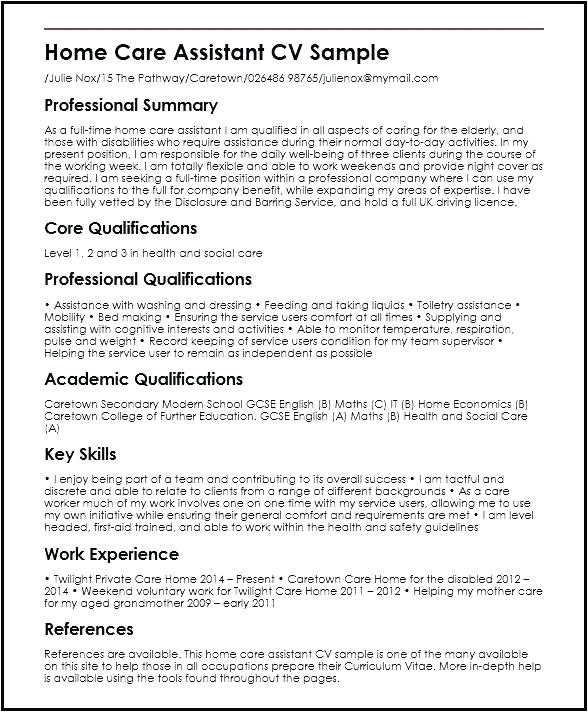 sample resume for aged care worker new examples title case manager with no experience