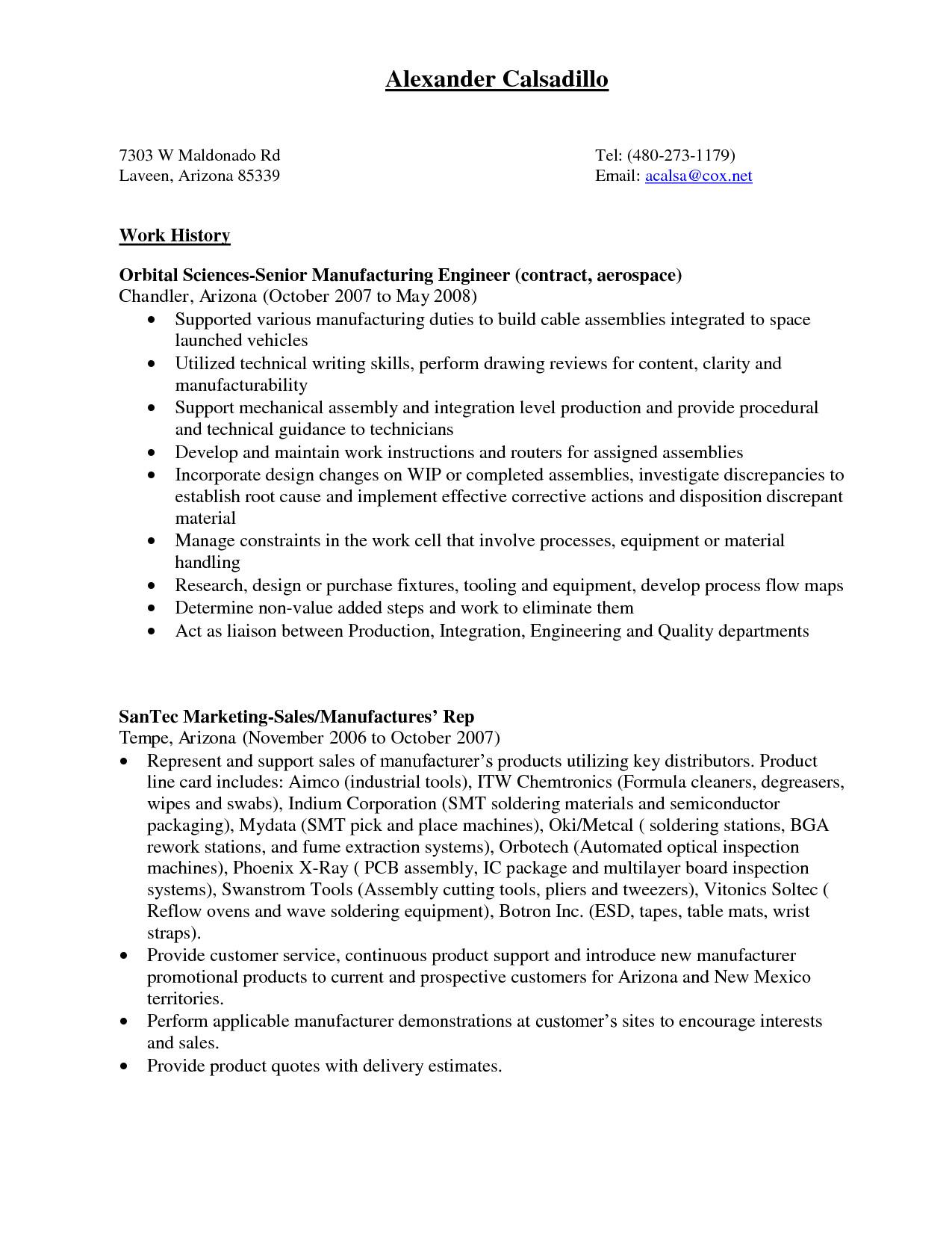 impressive production line worker resume sample for assembly line worker resume