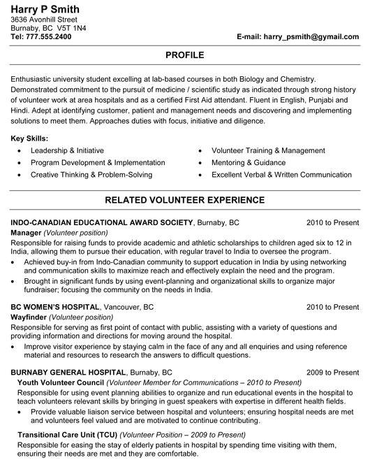 Sample Resume for Biology Major Pinterest the World S Catalog Of Ideas