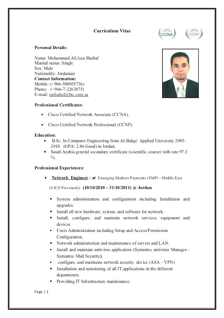 ccna resume format resume resumes security format ccna certified resume sample doc