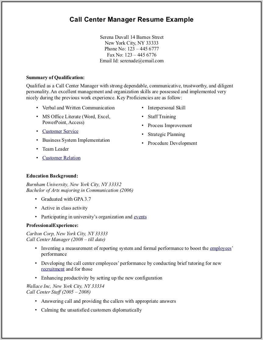 cover letter customer service representative call center no experience 3665