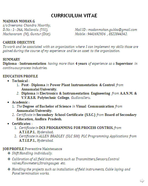 Sample Resume for Diploma Electrical Engineer Resume Blog Co Best Resume Sample for Post Diploma In