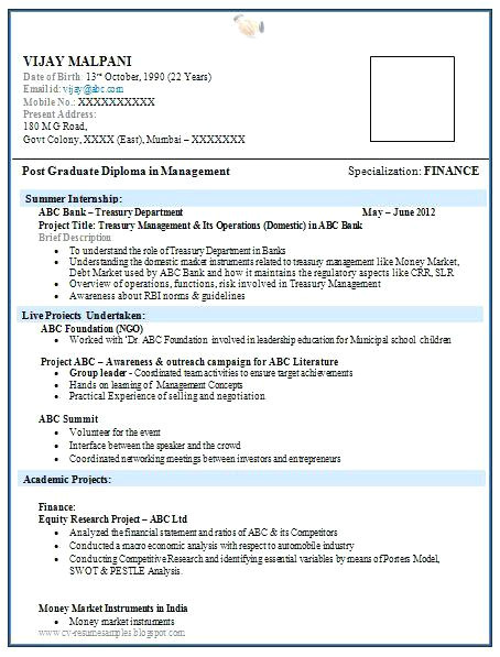 sample resume for diploma electrical engineer