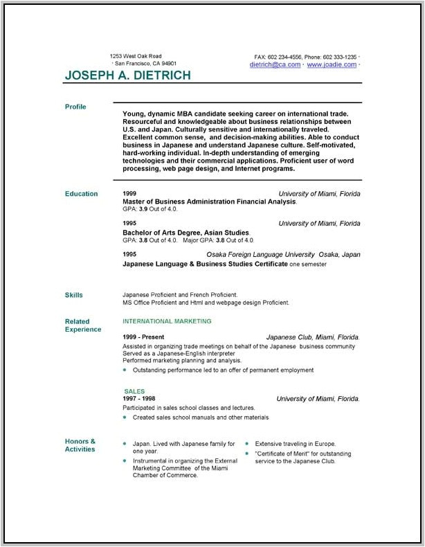 resume format for experienced software engineerfree download 2539