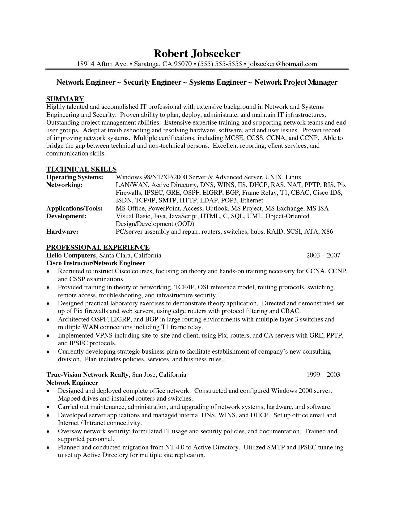 information security manager resume sample