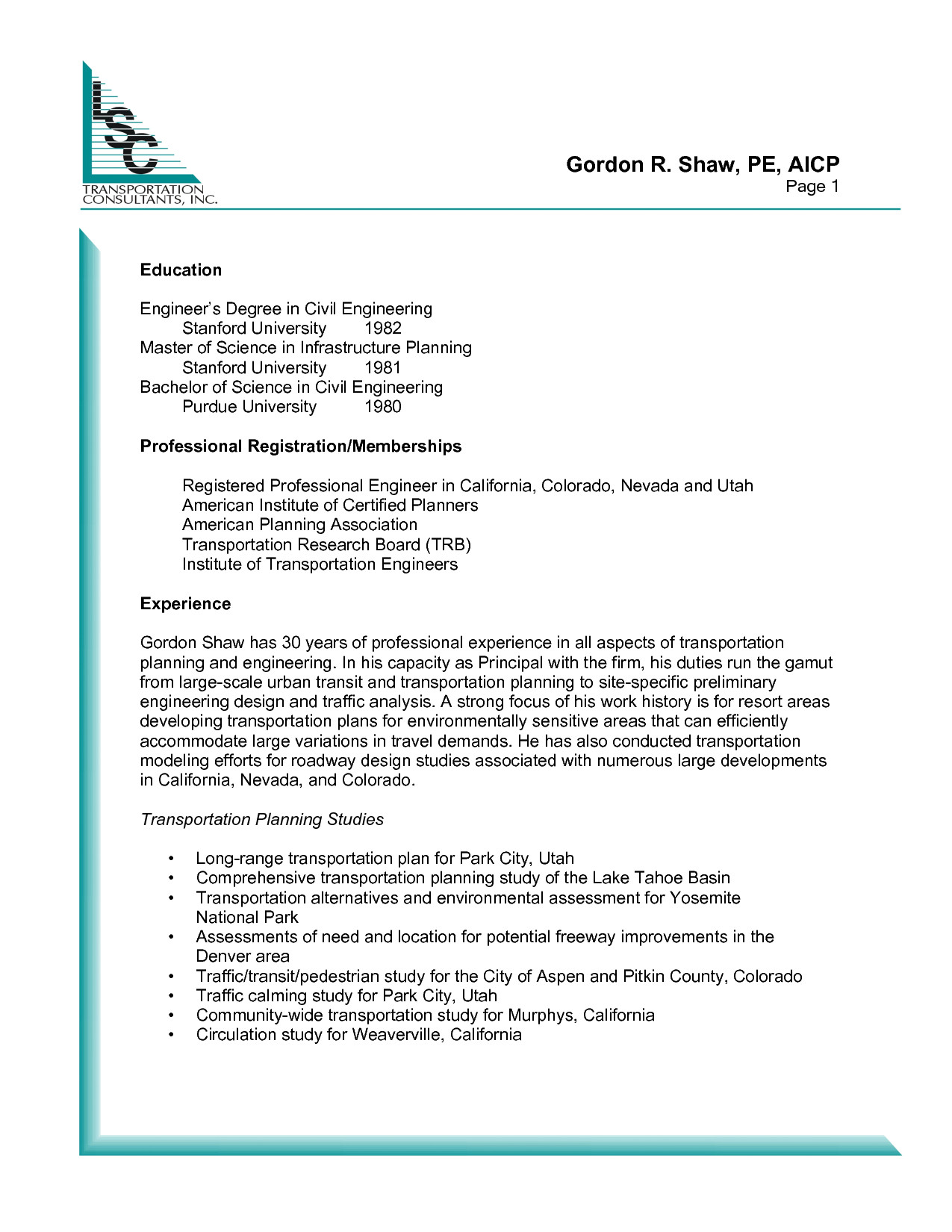 civil engineering resume samples for freshers pdf