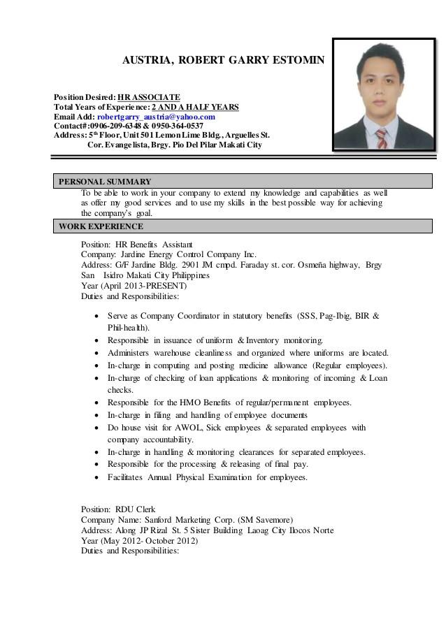 resume 63081471