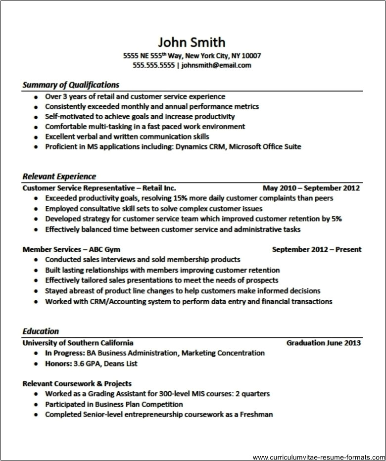 Sample Resumes for Experienced It Professionals Professional Resume Templates for Experienced Free