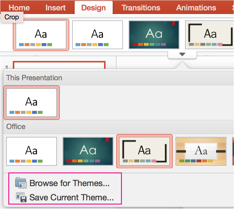 Save Powerpoint Template as theme Install Powerpoint Template Briski Info