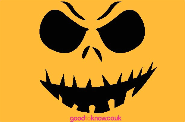 Scary Jack O Lantern Face Template Best Photos Of Scary Jack O Lantern Stencils Jack O