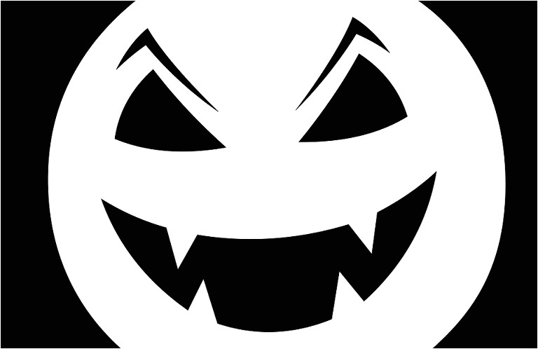 Scary Jack O Lantern Face Template top 100 Jack O Lantern Faces Patterns Stencils Ideas
