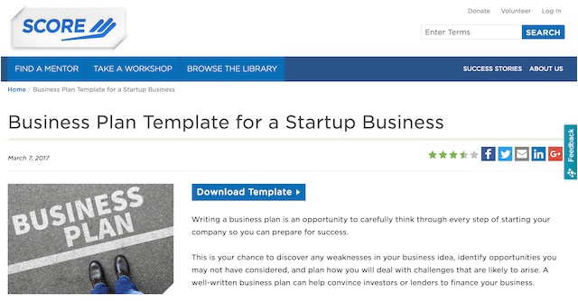 5 best business plan templates and what to include in your own