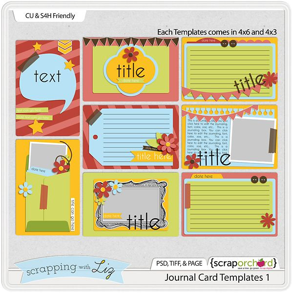 Scrapbook Journaling Templates 125 Best Pl Templates Images On Pinterest Card Sketches
