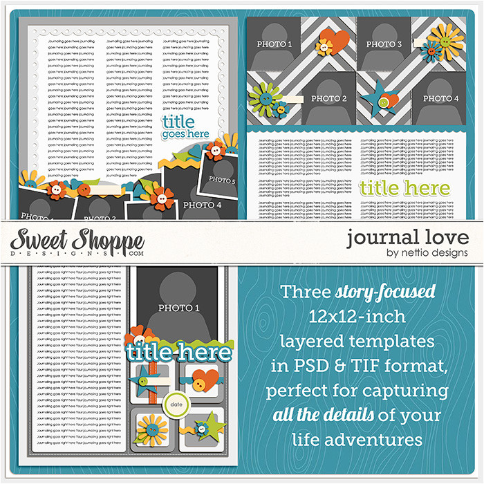 new templates my secret for loving your journaling