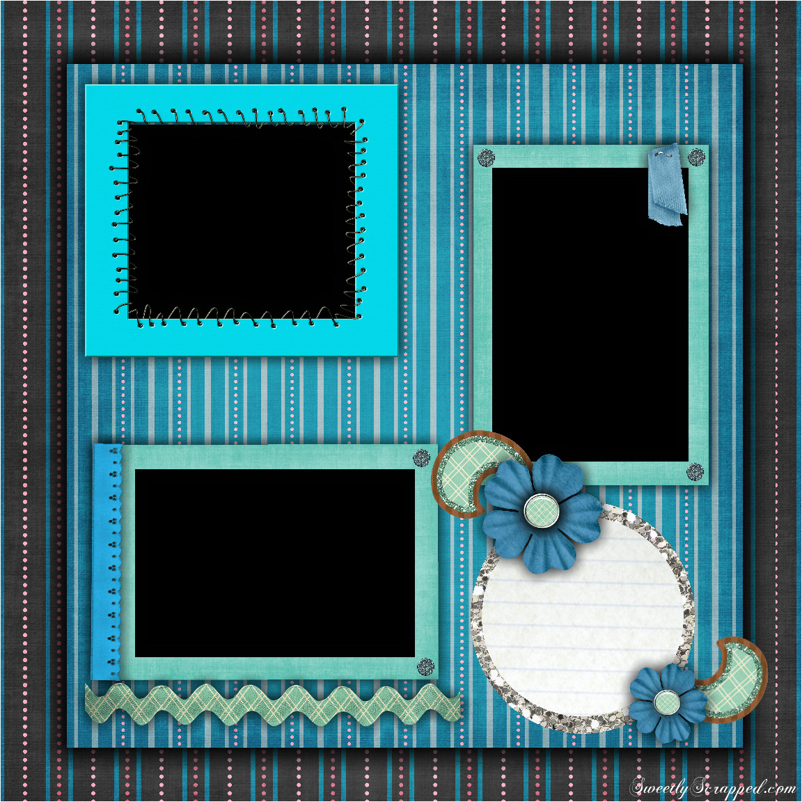 Scrapbooking Templates Free Printables Scrapbook Layouts Sweetly Scrapped 39 S Free Printables
