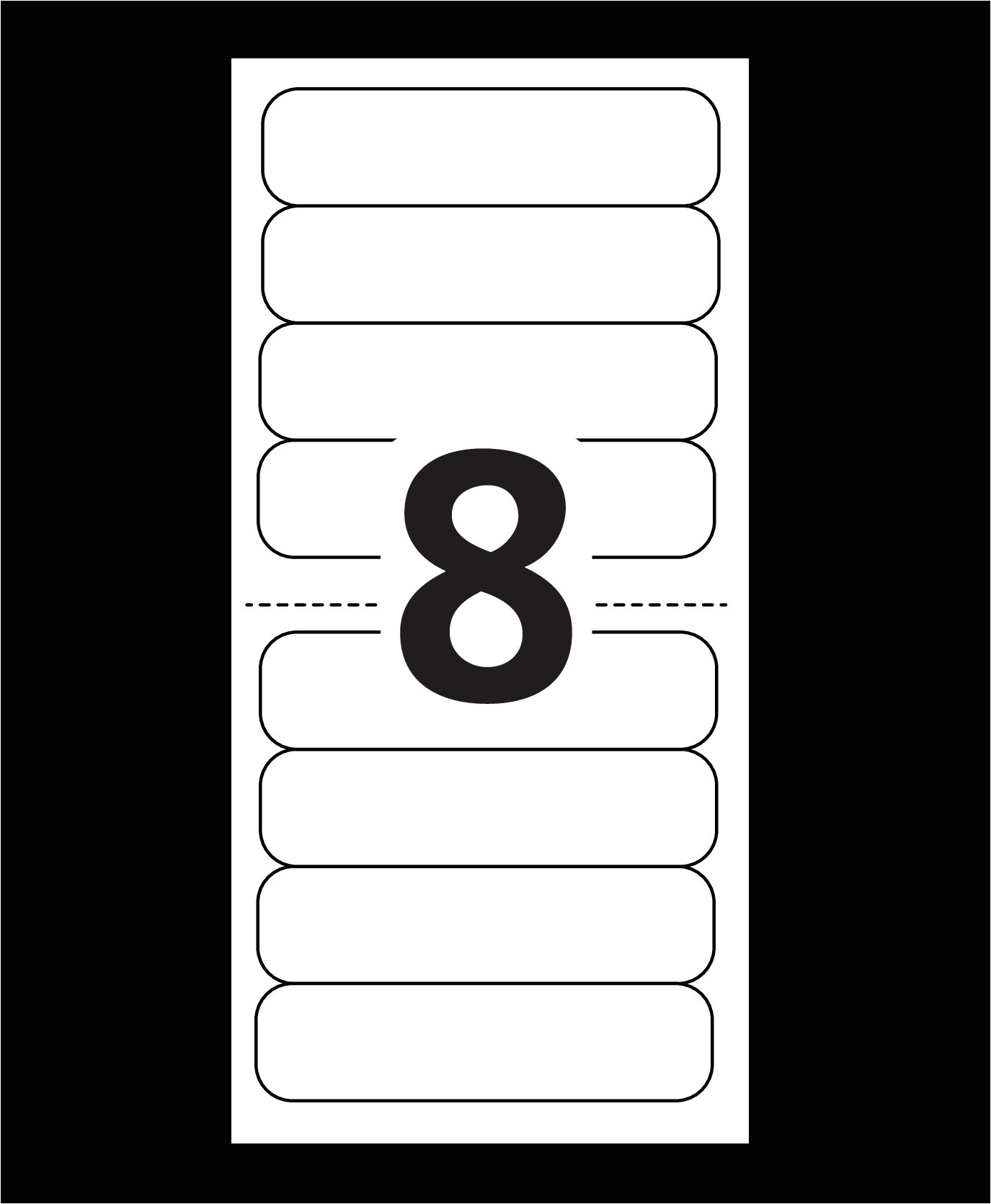 sd card label template