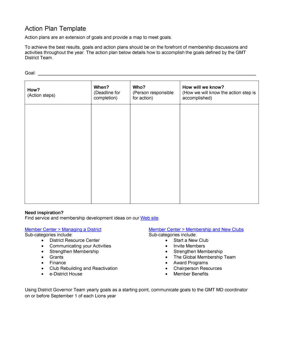 seizure action plan template
