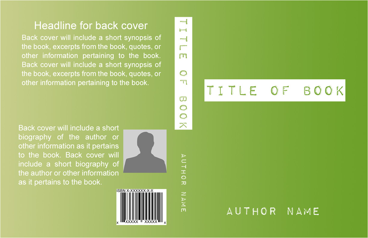 Self Publishing Book Templates Basic Book Cover Templates Self Publishing Relief