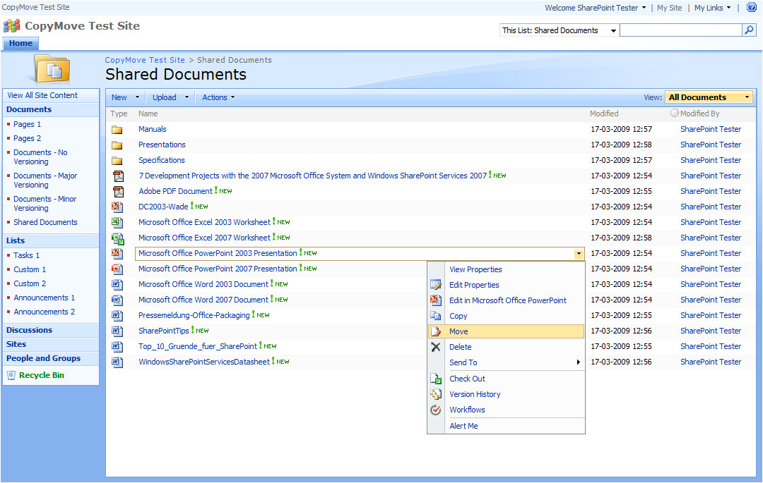 Sharepoint 2007 Site Templates List Of Site Templates Sharepoint 2007 Full Version Free