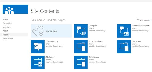 add and remove doc library in sharepoint 2013