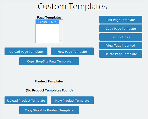 shopsite tip quick tips for template editing