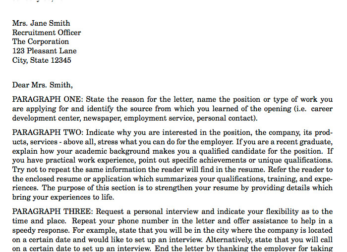 Should A Cover Letter Be Double Spaced Printable Should A Cover Letter Be Double Spaced Free