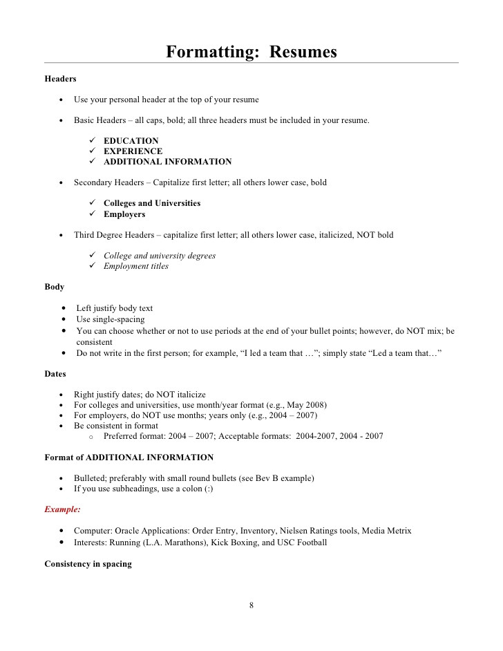 Should All Resumes Have A Cover Letter Beverly B Student Guide to Resumes and Cover Letters