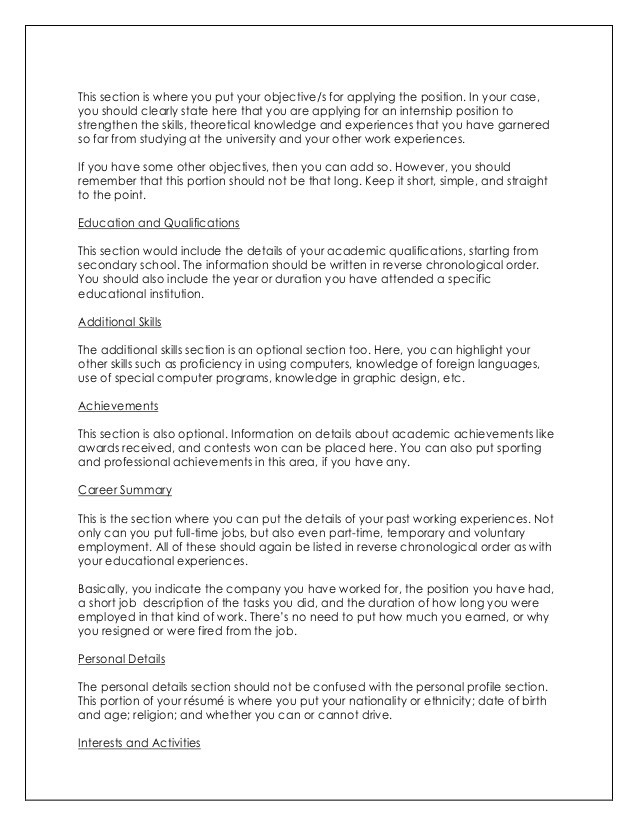 should you have a cover letter for your resume