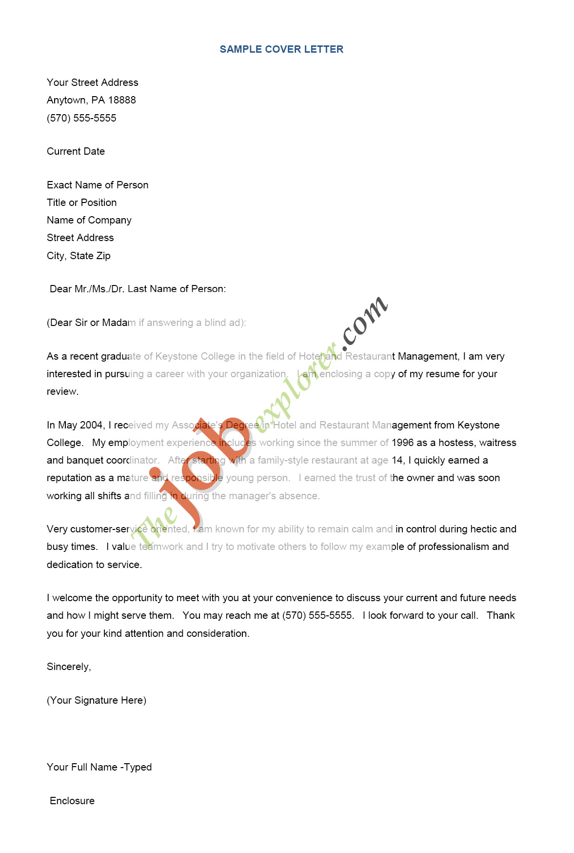 Show Me How to Write A Cover Letter Below We Will Show You How to Write A Resume Cover Letter