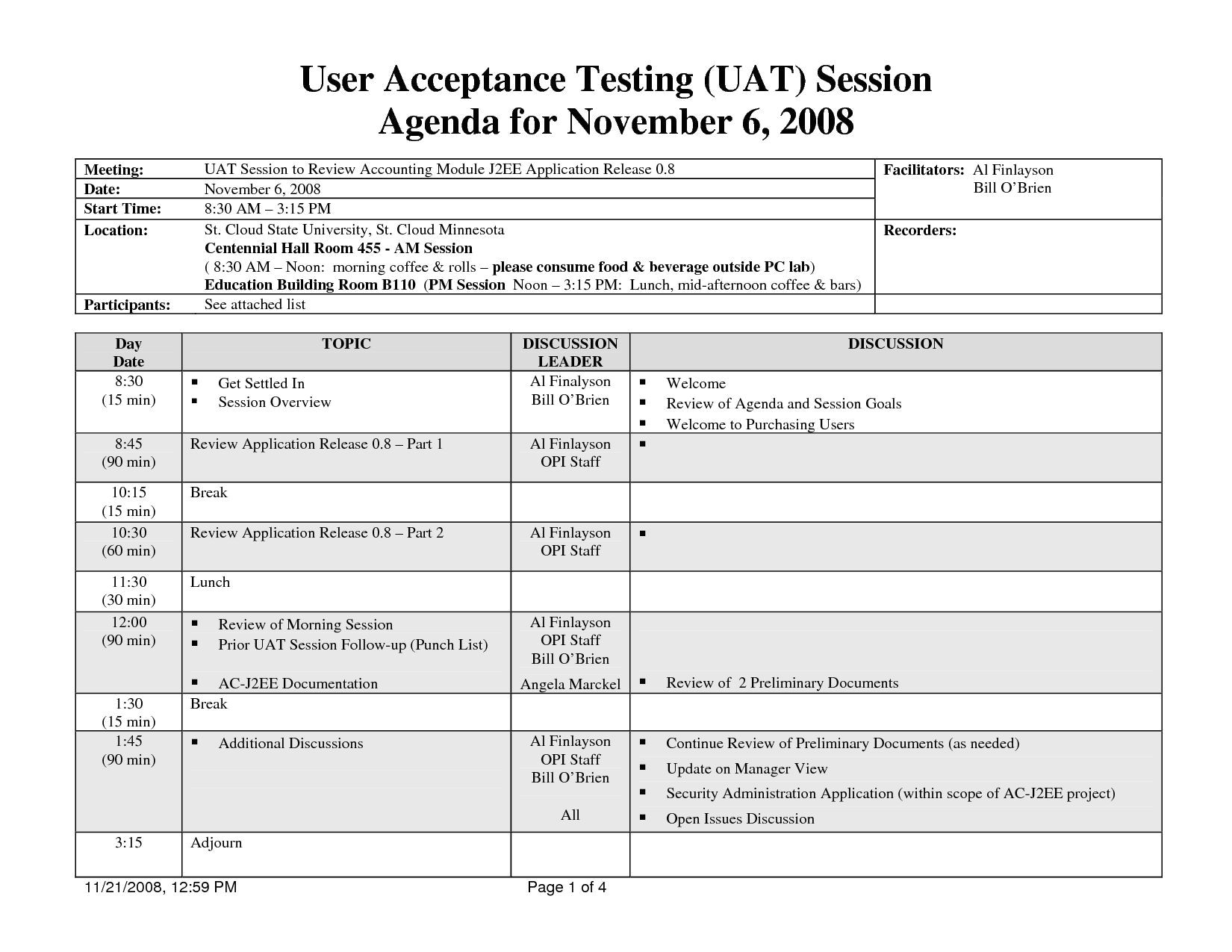 user acceptance testing sign off template uat testing template the free website templates