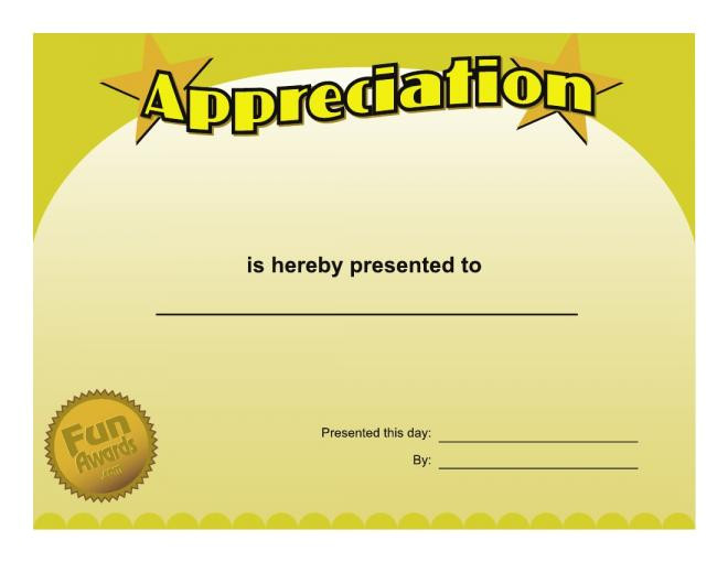 post silly award certificate template 658715