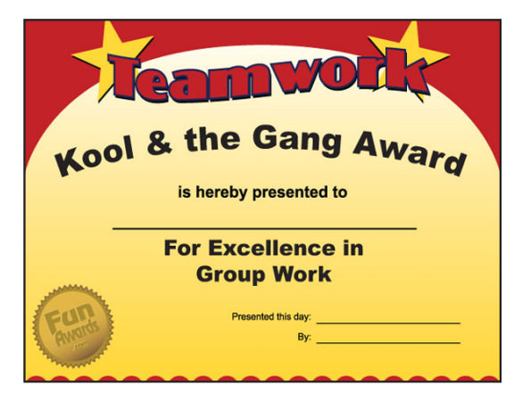 funny certificates template