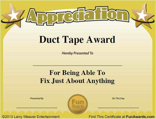 employee awards