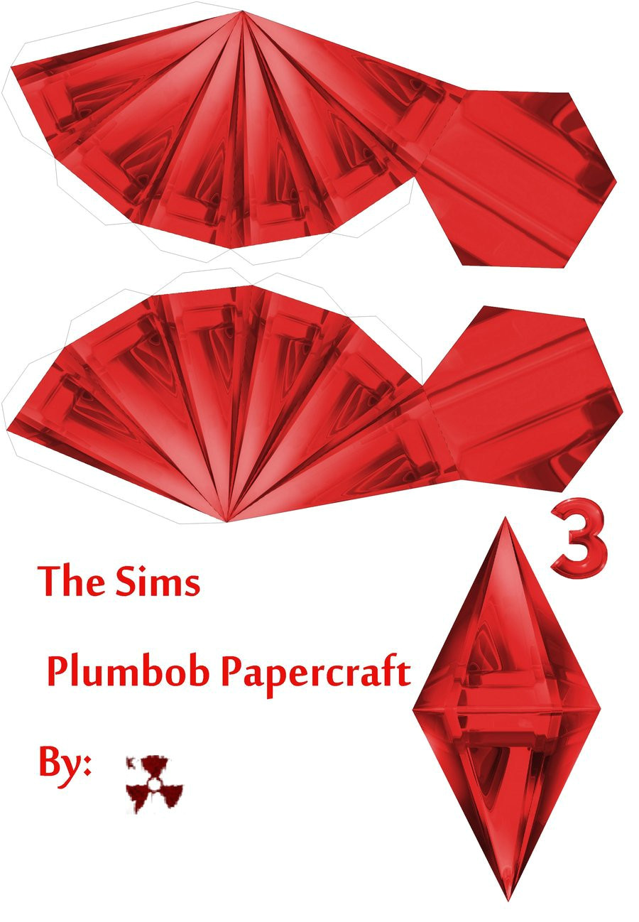 the sims red plumbob 127995182