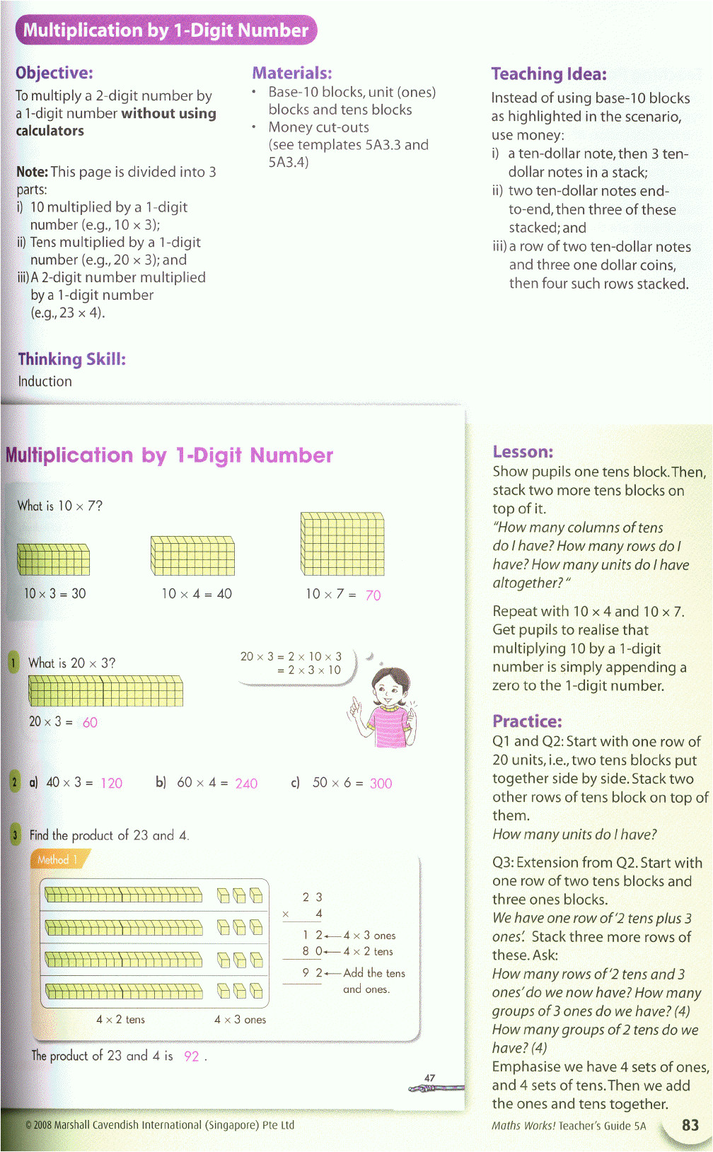 singapore math lesson plans worksheets reviewed by teachers