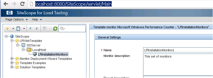 Sitescope Templates Webcontroller and Sitescope Monitors Micro Focus Community