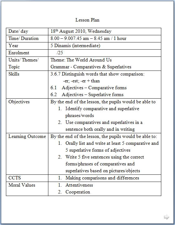 Six Point Lesson Plan Template Nice to Meet You Blogger Lesson Plan