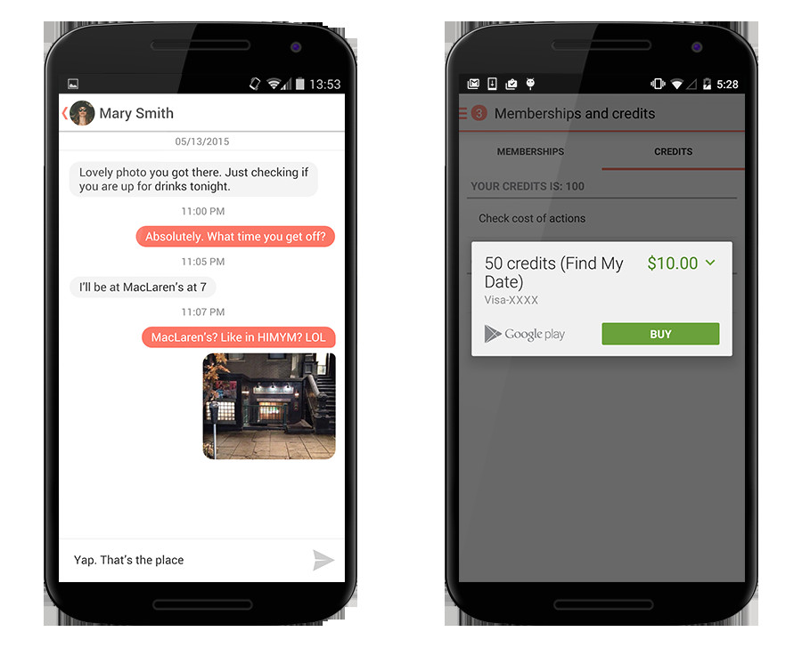 android update new templates sms billing