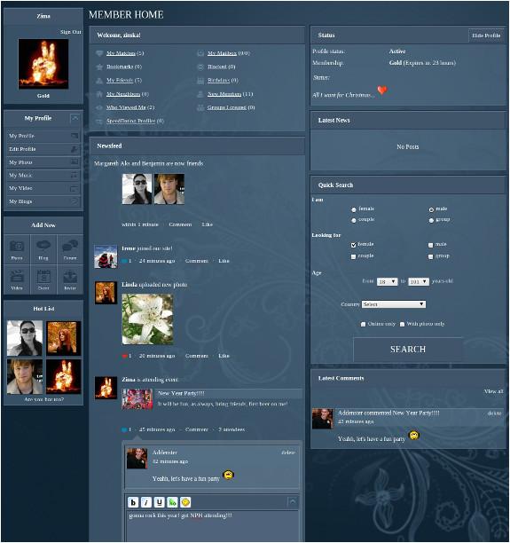 2439 skadate full dating software