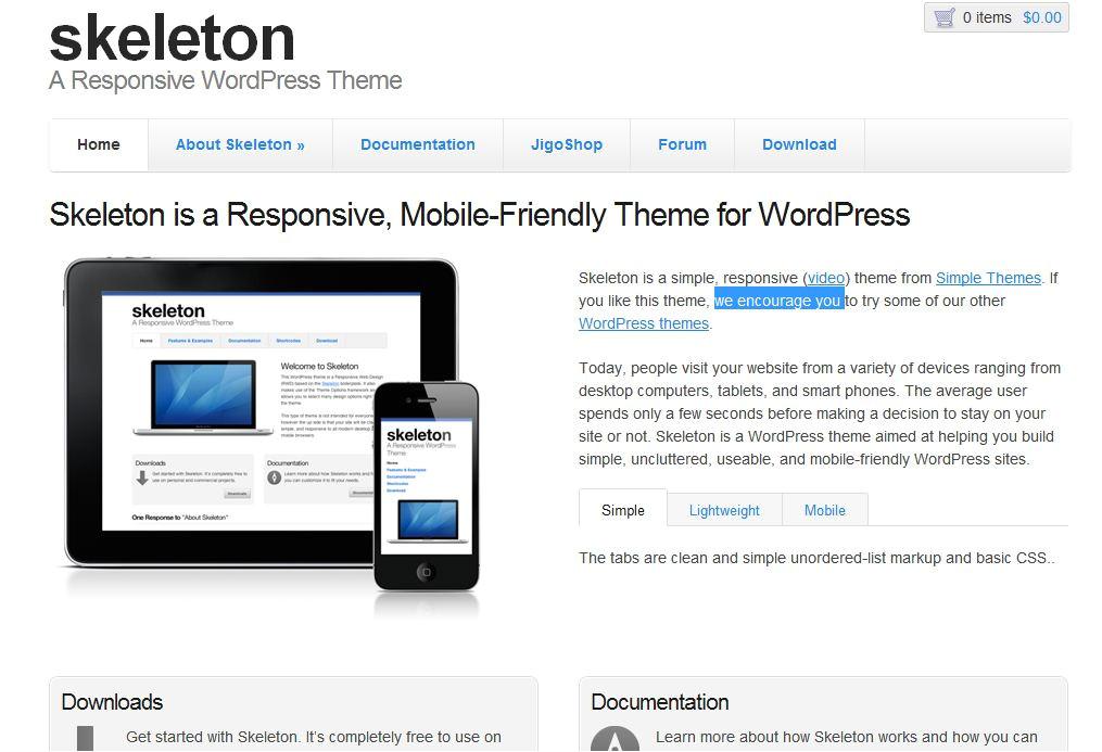 22 plantillas gratis responsive web design para joomla y drupal