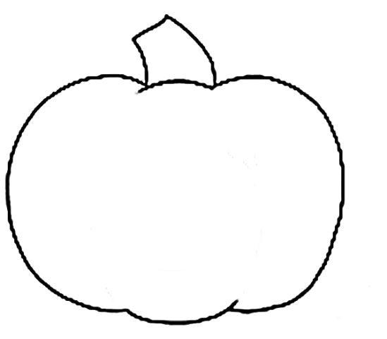 pumpkin template