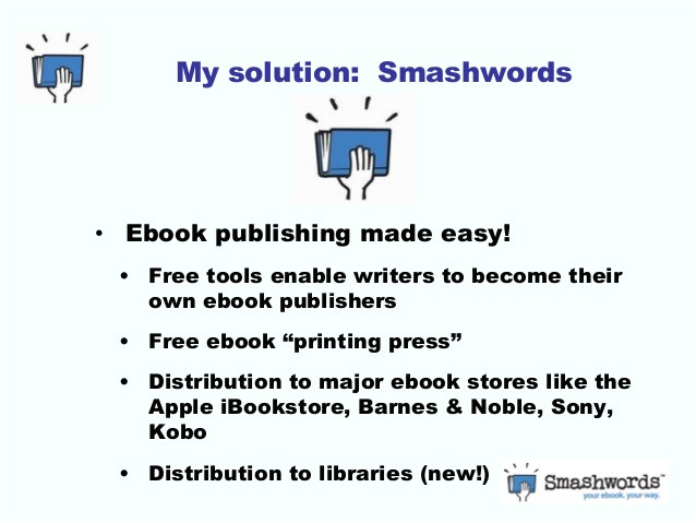 template for smashwords authors introduction to ebooks for library presentations