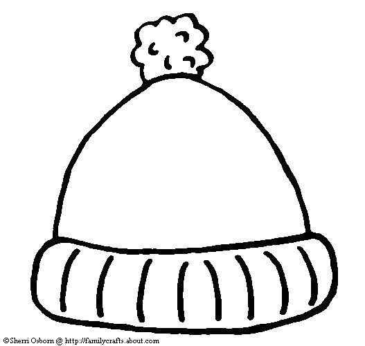 Snow Hat Template Pinterest the World S Catalog Of Ideas