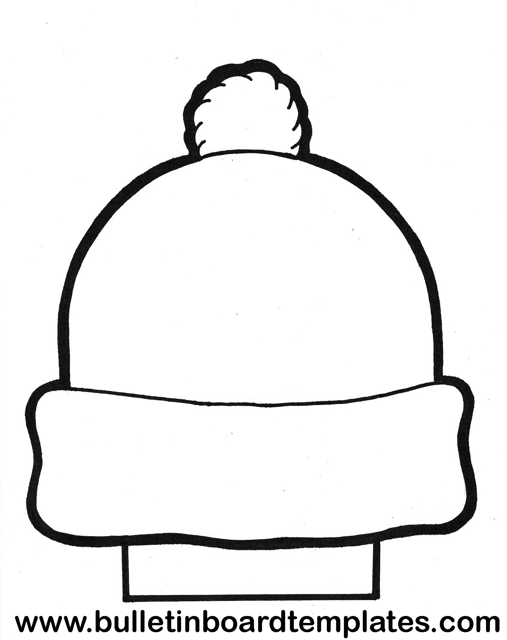 snow hat cliparts