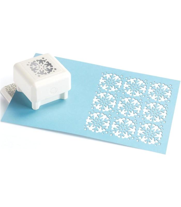 martha stewart snowflake template