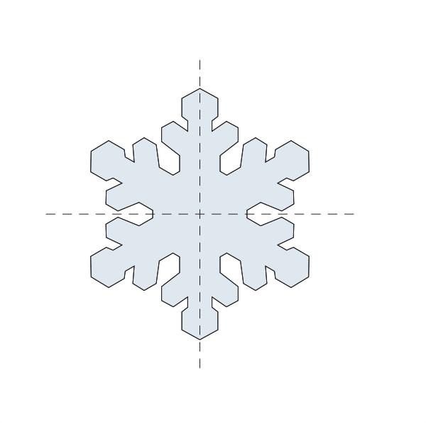 Snowflake Template Martha Stewart Snowflake Template 7 Free Pdf Download