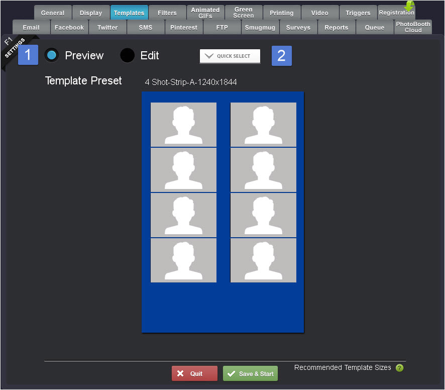 3000004742 social booth settings templates