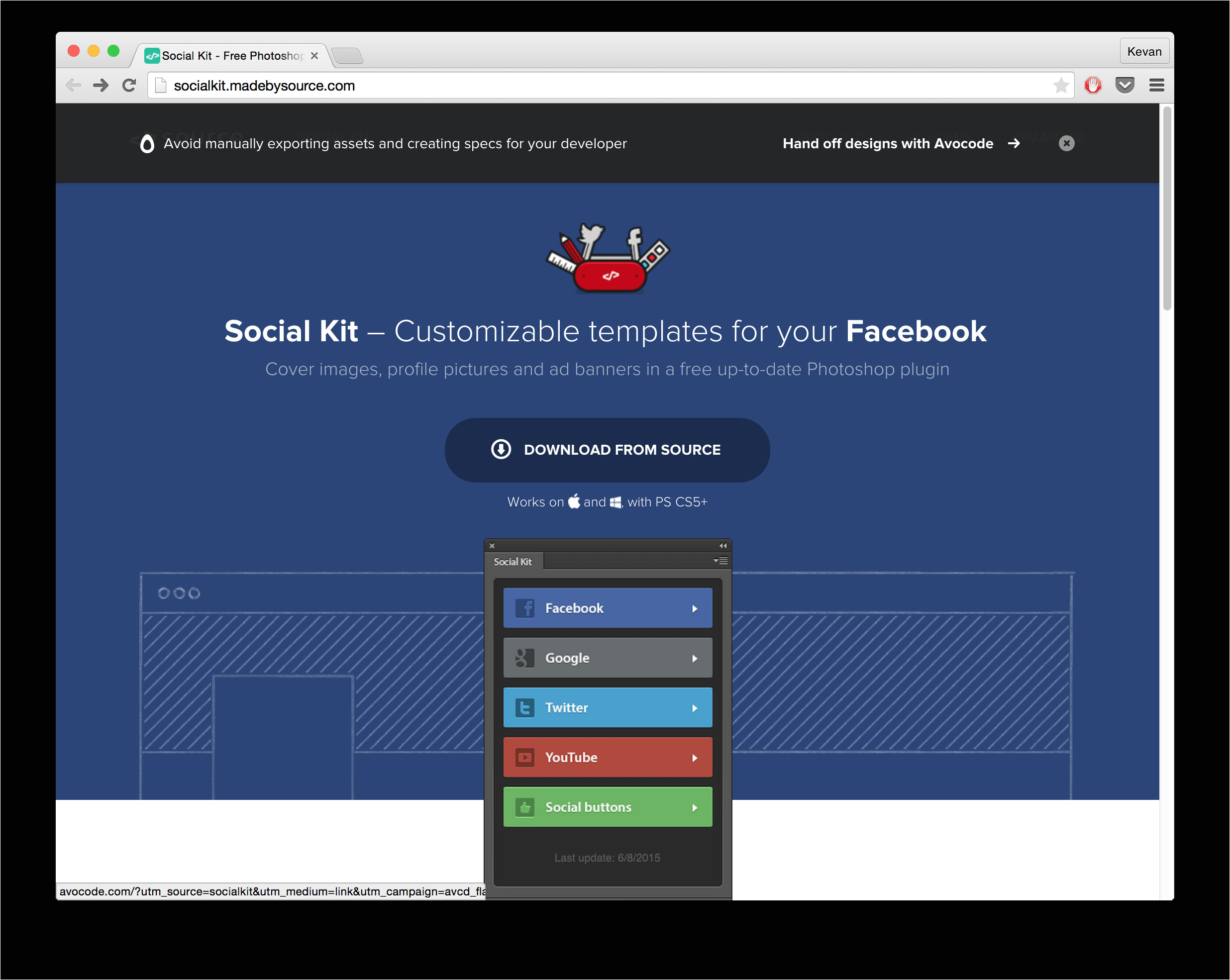 Social Network Profile Template 15 New social Media Templates to Save You even More Time