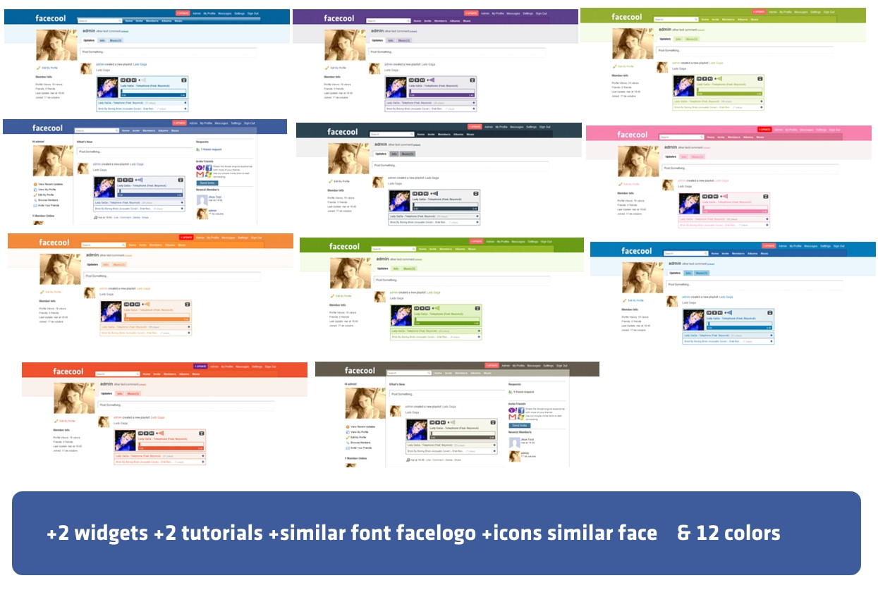 Social Networking Sites Templates PHP Blog Archives FilecloudiPhone